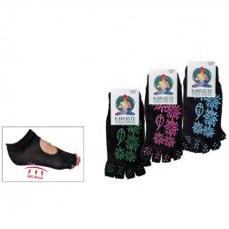 Socquettes spéciales  yoga