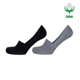 Protège pieds en coton