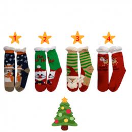 Chaussettes de Noël ABS