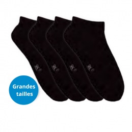 Chaussettes Invisibles...