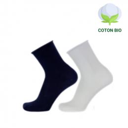 Chaussettes en coton Bio...