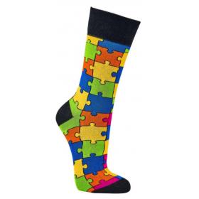 Chaussettes puzzle